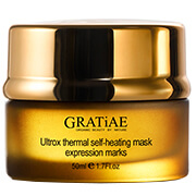 GRATiAE Organic Beauty by Nature ULTROX Thermal Self-Heating Facial Mask