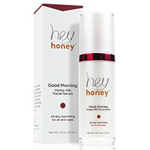 Hey Honey Good Morning: Honey Silk Facial Serum