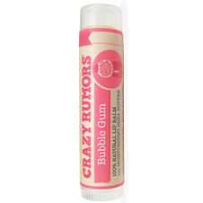 Crazy Rumors Lip Balm Bubble Gum