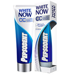 Pepsodent White Now CC Toothpaste