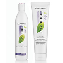 Matrix Biolage Hydrathérapie Shampoo & Conditioner