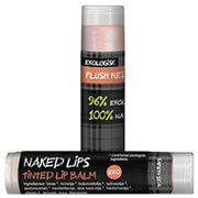 Naked Lips Organic Tinted Lipbalm - Red Plush