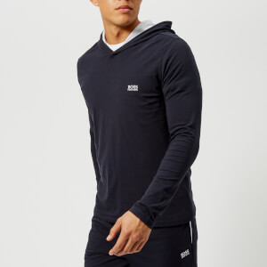 BOSS Hugo Boss Men's Overhead Hoody - Navy