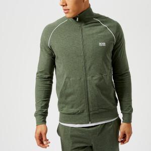 BOSS Hugo Boss Men's Zipped Sweatshirts - Khaki