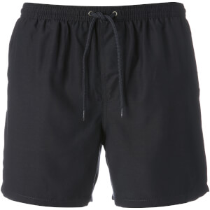 Brave Soul Men's Sparks Swim Shorts - Navy