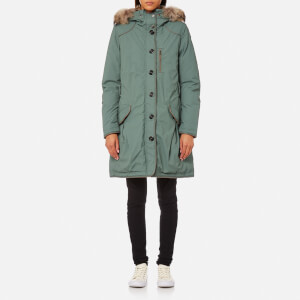Parajumpers Women's Borah Coat - Moss Green