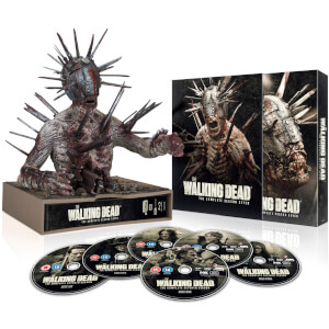 The Walking Dead - Season 7: Limited Edition Spike Walker - Zavvi Exclusive