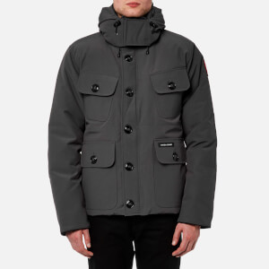 Canada Goose Men's Selkirk Parka Jacket - Graphite