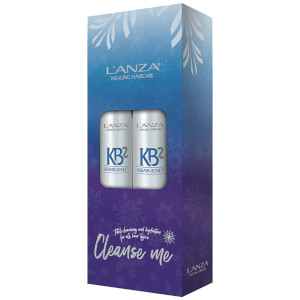 L'Anza KB2 Cleanse Me Duo Box (Worth £27.90)