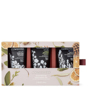 Cowshed Signature Hand Care Trio (Worth £24)
