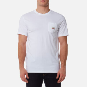 Penfield Men's Label T-Shirt - White