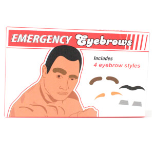 Emergency Eyebrows