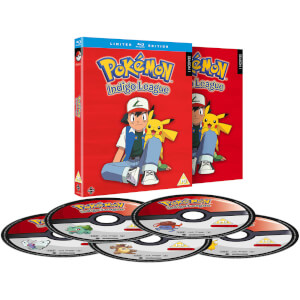 Pokemon Indigo League: Season 1 Box Set