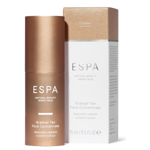 ESPA Gradual Tan Face Concentrate 15ml: Image 2