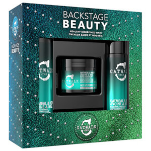 TIGI Catwalk Backstage Beauty Gift Pack (Worth £46.85)