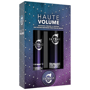 TIGI Catwalk Haute Volume Gift Pack (Worth £30.91)