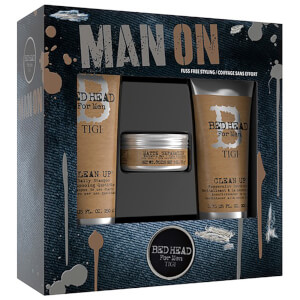 TIGI Bed Head for Men Man On Gift Pack (Worth £34.85)
