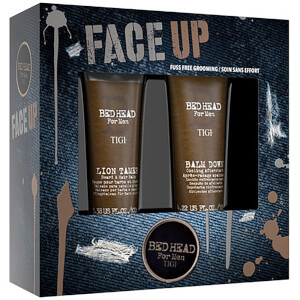 TIGI Bed Head for Men Face Up Gift Pack (Worth £25.91)