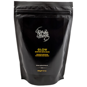 Kiss the Moon Bedtime Bath Salts 400g - Glow