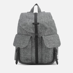 Herschel Supply Co. Men's Dawson Xtra Small Backpack - Scattered Raven Crosshatch/Black Rubber