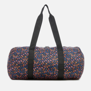 Herschel Supply Co. Women's Packable Duffle Bag - Black Mini Floral