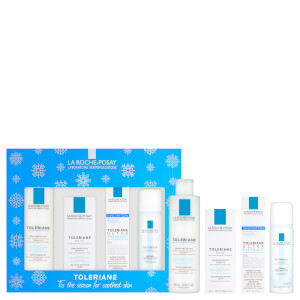 La Roche-Posay Sensitive Skin Toleriane Deluxe Coffret (Worth £37.00)