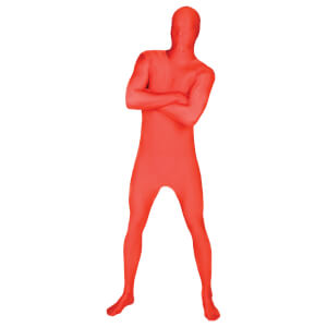 Morphsuit Adults' - Red