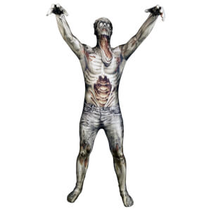 Morphsuit Adulte Zombie - Multi