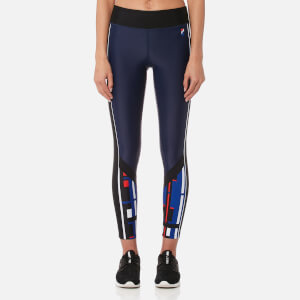P.E Nation Women's The Bowl Out Leggings - Blue