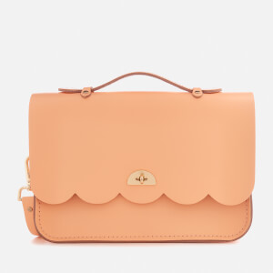 The Cambridge Satchel Company Women's Cloud Bag with Handle - Peony Peach