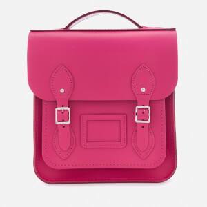 The Cambridge Satchel Company Women's Small Portrait Backpack - Fuchsia Pink
