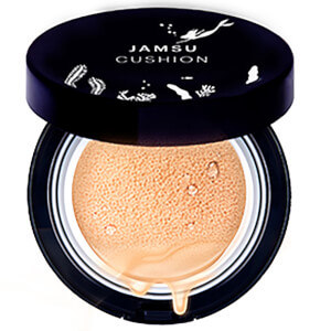 Skin79 Jamsu Cushion Face Powder SPF50+ Pa+++ #21 - Navy