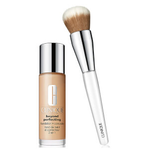 Clinique Flawless, Fast Beyond Perfecting Foundation Kit - Alabaster