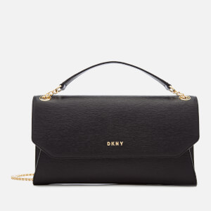 DKNY Women's Bryant Envelope Clutch Bag - Black