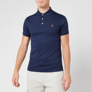 Polo Ralph Lauren Men's Slim Fit Soft Touch Polo Shirt - French Navy