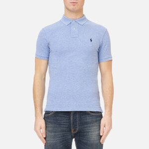 Polo Ralph Lauren Men's Slim Fit Polo Shirt - Jamaica Heather