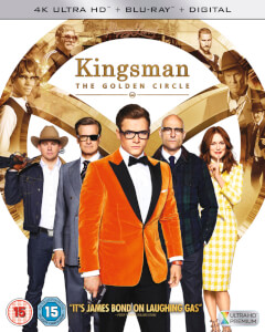 Kingsman: The Golden Circle - 4K Ultra HD
