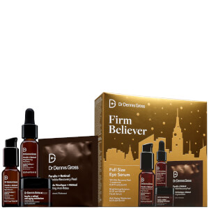 Dr Dennis Gross Firm Believer Holiday Kit (Worth $138)