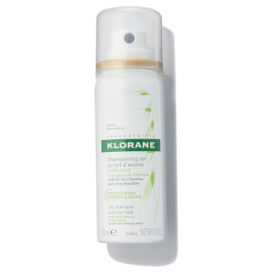 KLORANE Oat Milk Dry Shampoo Spray 50ml