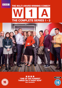 W1A - The Complete Series 1-3