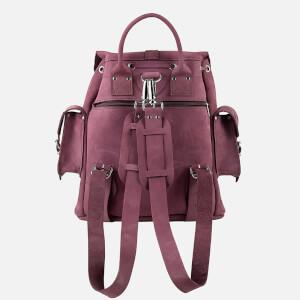 MyBag x Grafea Exclusive Women's Hari Nubuck Backpack - Burgundy: Image 3