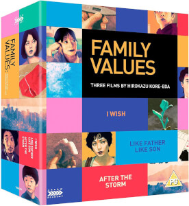 Family Values, Three Films By Hirokazu Koreeda