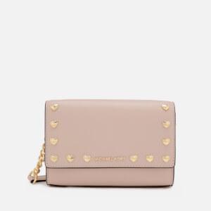 MICHAEL MICHAEL KORS Women's Ruby Medium Clutch Bag - Soft Pink
