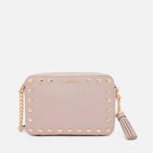 MICHAEL MICHAEL KORS Women's Ginny Medium Camera Bag - Soft Pink