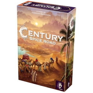 Century - Spice Road Game