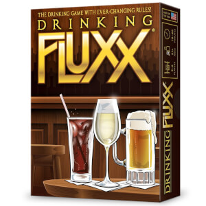 Drinking Fluxx Card Game