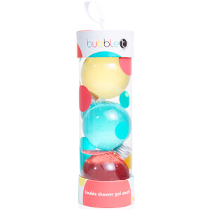 Bubble T Bauble Shower Gel Stack 300ml