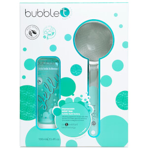 Bubble T Fizz & Bubble Bath Factory - Green 100ml