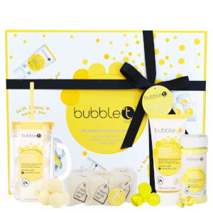 Bubble T Pamper Parcel - Yellow 600g