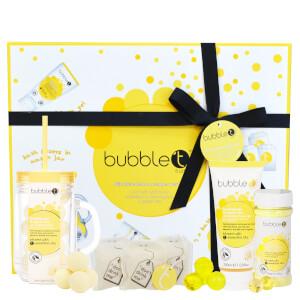 Bubble T Pamper Parcel - Yellow 600g